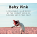 BABY PINK PERFUME color cosmetic ingredients, gmp, oem, soap base, oils, natural, melt & pour