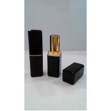 CC006 - LIPSTICK CASING WITH GOLD LINE color cosmetic ingredients, gmp, oem, soap base, oils, natural, melt & pour