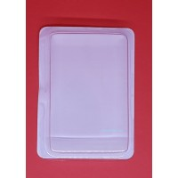 PLASTIC SOAP CONTAINER (SQUARE)-60G