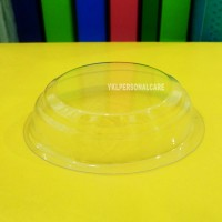 PLASTIC SOAP CONTAINER OVAL