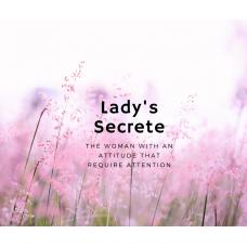 Lady's Secrete Perfume color cosmetic ingredients, gmp, oem, soap base, oils, natural, melt & pour