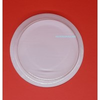 PLASTIC SOAP CONTAINER ROUND